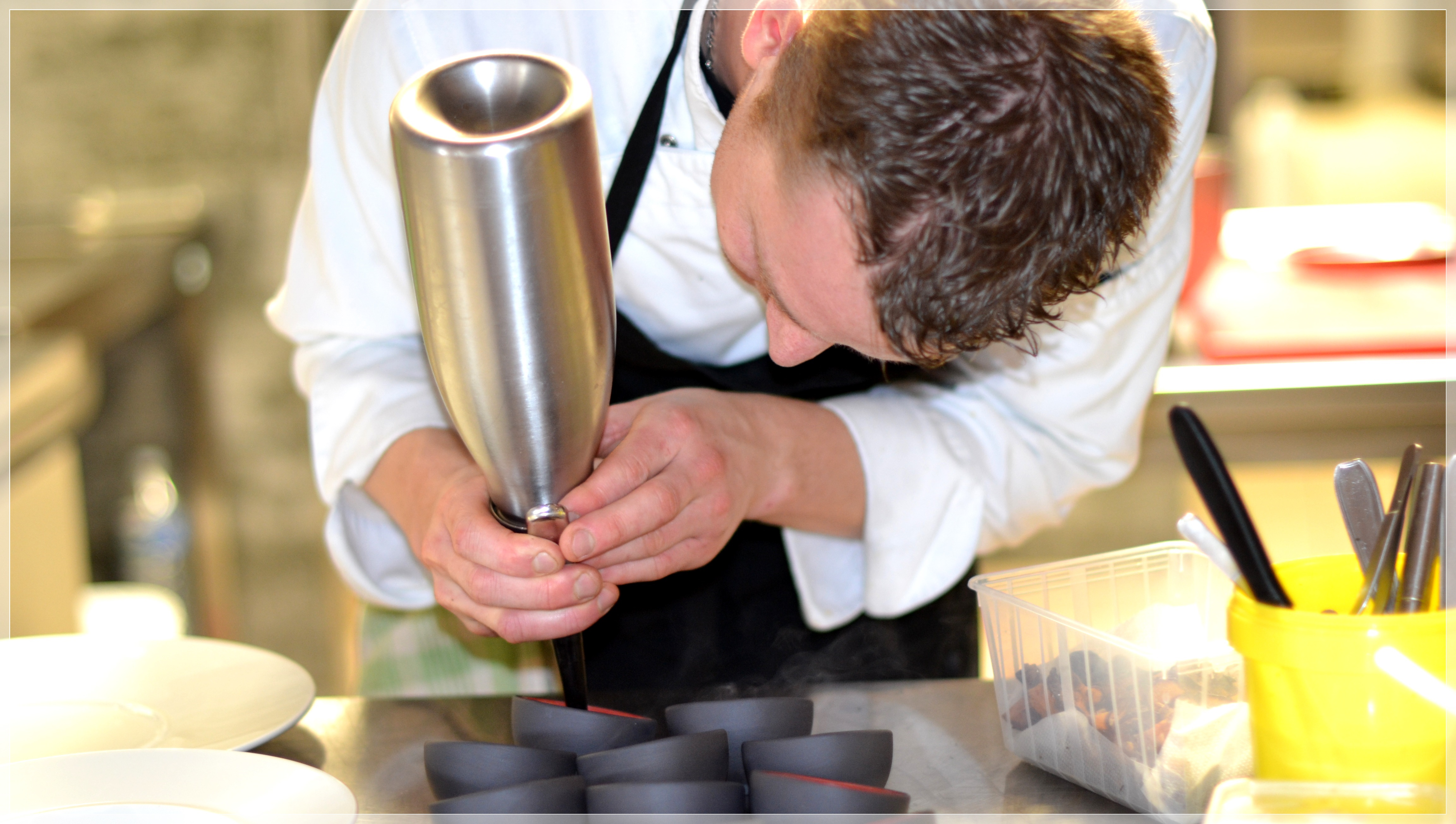 Chef cuisine restaurant